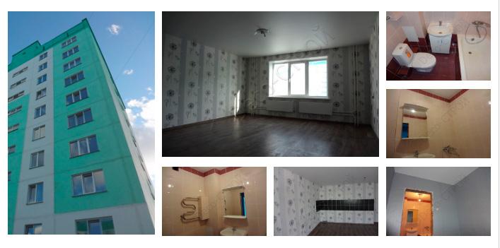 Ремонт квартиры студии Высоцкого 35 (площадь - 32 кв.м.)